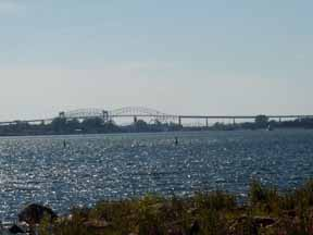 Sault Sainte Marie Bridge