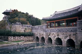 The Hwaseong Fortress