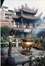 Lung Shan Temple