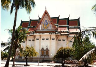 Temple in Songkhla